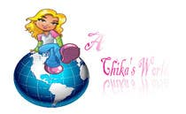 Bài tham dự #18 về Graphic Design cho cuộc thi Design a Logo for A Chica's World
