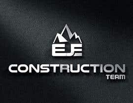 #86 untuk Design a Logo for EJE construction oleh aftabuddin0305