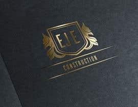 #101 untuk Design a Logo for EJE construction oleh sanjaysomnath