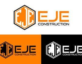 vladspataroiu tarafından Design a Logo for EJE construction için no 75