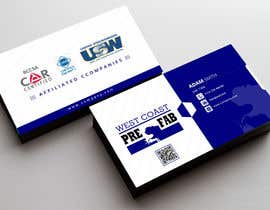Nahidrahman19 tarafından Design a Business Card Template for WCPF için no 65