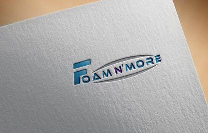 #108 cho Design a Logo for Foam N' More bởi walijah