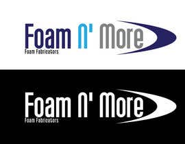 #38 cho Design a Logo for Foam N' More bởi webcreateur