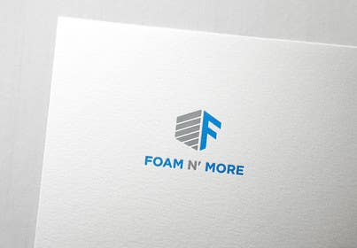 #104 cho Design a Logo for Foam N' More bởi thelionstuidos