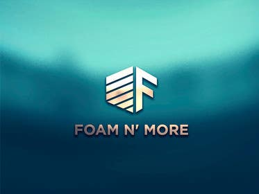 #105 cho Design a Logo for Foam N' More bởi thelionstuidos