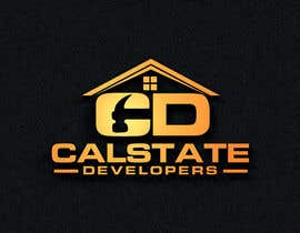 #60 untuk Design a Logo for Calstate Developers oleh bhaveshdobariya5