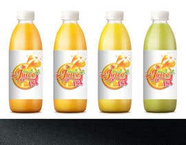 #32 for Logo Design-Juice Related by PixelAgency