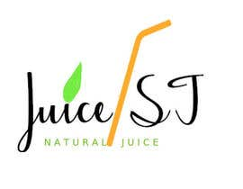 #33 for Logo Design-Juice Related by shwetharamnath