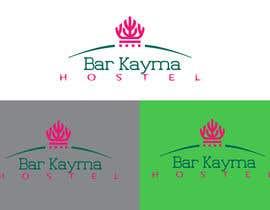 Nro 5 kilpailuun Design a Logo for a hostel -- 2 käyttäjältä towhidhasan14