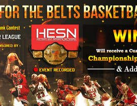 #14 for Design a Banner Logo for My Up & Coming Basketball Event by ducdungbui