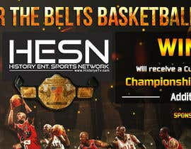 #23 for Design a Banner Logo for My Up & Coming Basketball Event by ducdungbui
