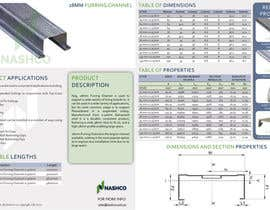 newstartcreative tarafından Design a Datasheet for Products için no 6