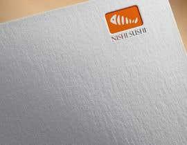 Nro 122 kilpailuun Sushi Delivery and Catering Logo Design käyttäjältä bagas0774