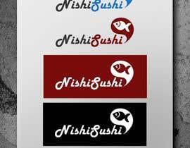 #215 untuk Sushi Delivery and Catering Logo Design oleh binoysnk