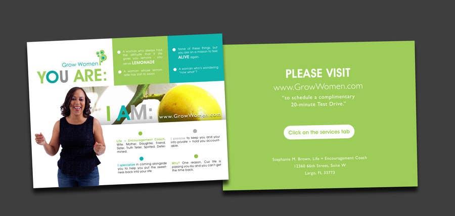 Bài tham dự cuộc thi #                                        11                                      cho                                         Design a Card for Life Coach