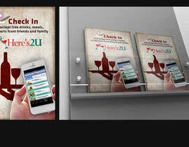 #12 untuk Design a In-store Restaurant Flyer for Mobile App. oleh Opacity