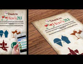 #15 para Design a In-store Restaurant Flyer for Mobile App. por Opacity