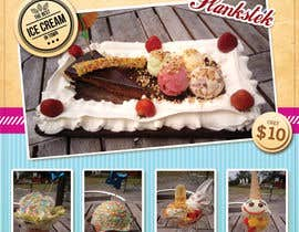#5 cho Create an ice cream parlor menu bởi timimalik