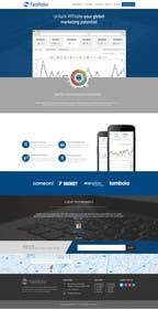 Nro 33 kilpailuun Creative Website Design Mockup käyttäjältä ankisethiya