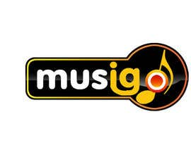 #62 for Design a Logo for musigo by vlogo