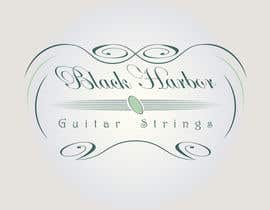 #146 for Design a Logo for a Guitar Strings company called Black Harbor. by jamjardesign