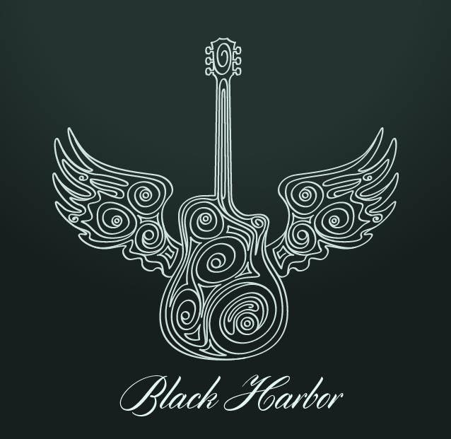 Konkurrenceindlæg #22 for Design a Logo for a Guitar Strings company called Black Harbor.