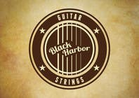 Graphic Design Konkurrenceindlæg #64 for Design a Logo for a Guitar Strings company called Black Harbor.