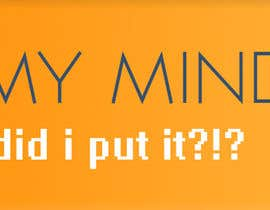 "nº 24 pour Banner Design for Online Magazine about ""My Mind"" par punterash"