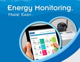 #1 for Design a Brochure for Energy Monitoring Product af AhmedAmoun