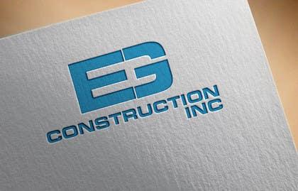 #18 untuk Design a Logo for EG Construction Inc oleh faisalmasood012