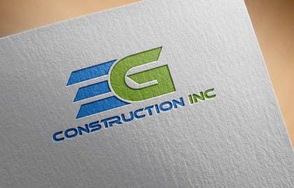 #106 untuk Design a Logo for EG Construction Inc oleh eltorozzz