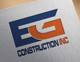 james97 tarafından Design a Logo for EG Construction Inc için no 11