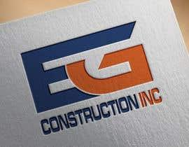 #11 untuk Design a Logo for EG Construction Inc oleh james97