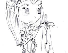 chatl94 tarafından Illustrate Characters için no 19