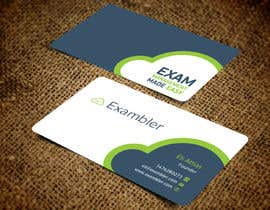 #19 untuk Design some Business Cards for Exambler oleh einsanimation