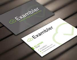 #15 untuk Design some Business Cards for Exambler oleh Derard