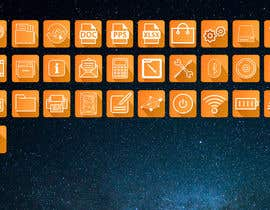 #11 untuk Design some Icons for Linux OS oleh alromisa