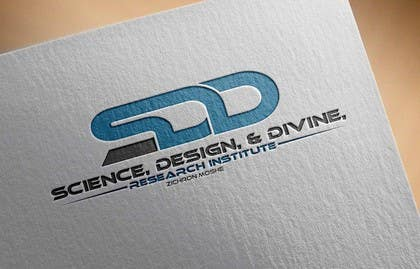 #32 untuk Design a Logo for Science, Design, and Divine Research Institute oleh eltorozzz