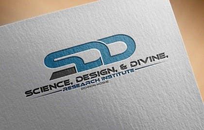 eltorozzz tarafından Design a Logo for Science, Design, and Divine Research Institute için no 32
