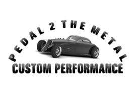 #14 for Design a Logo for Custom Performance Car Workshop af Bogdanbloo