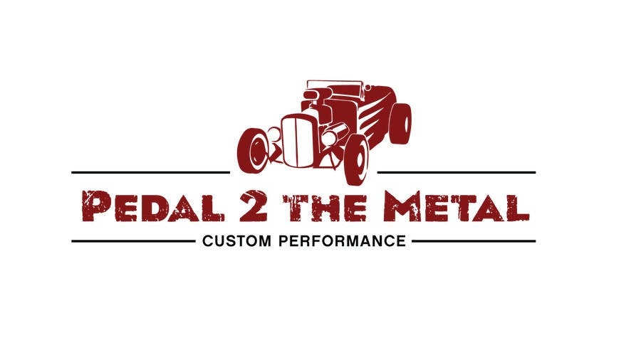 Penyertaan Peraduan #7 untuk Design a Logo for Custom Performance Car Workshop
