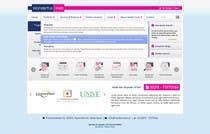 Graphic Design Entri Peraduan #24 for Design a Website Mockup for www.wonderfullweb.nl