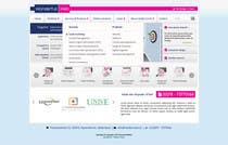 Graphic Design Entri Peraduan #26 for Design a Website Mockup for www.wonderfullweb.nl