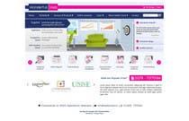 Graphic Design Entri Peraduan #30 for Design a Website Mockup for www.wonderfullweb.nl
