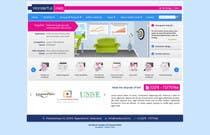 Graphic Design Entri Peraduan #31 for Design a Website Mockup for www.wonderfullweb.nl