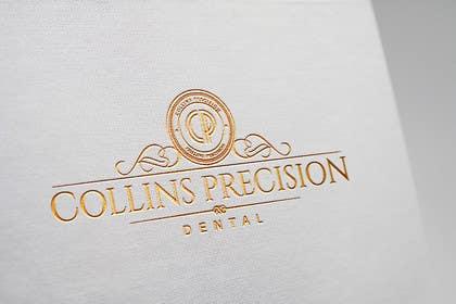 #134 untuk Design a Logo for Collins Precision Dental oleh deztinyawaits