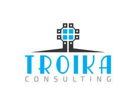 #29 untuk Design a Logo for Troika Consulting Ltd. oleh Iamdesigner