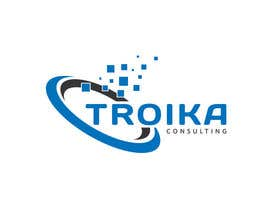 #33 untuk Design a Logo for Troika Consulting Ltd. oleh Iamdesigner