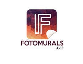 #79 for Diseñar un logotipo for online bussines of photomurals. af aviral90