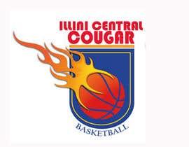 #3 cho Illini Central Cougar Basketball/ bởi sudhakar064